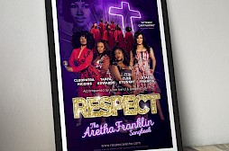Respect - The Aretha Franklin Songbook Poster