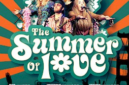 The Summer of Love Promo Poster