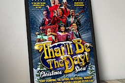 That'll Be the Day Poster Xmas 2020