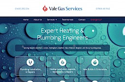 Vale Gas Website