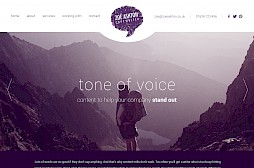 Zoe Ashton Copywriter Website